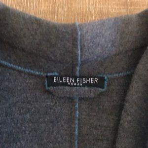 Eileen Fisher Sweaters - Eileen Fisher Wool Cardigan